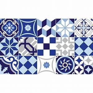 Stickers Carreaux De Ciment : 15 stickers carreaux de ciment argos salle de bain et wc ~ Melissatoandfro.com Idées de Décoration