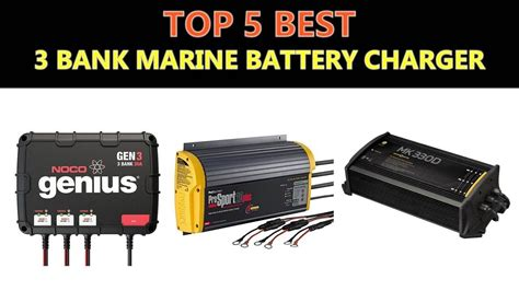 Marine Battery Charger Not Working by Best 3 Bank Marine Battery Charger 2018
