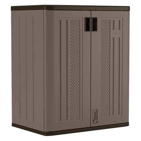 Suncast Storage Cabinets Garage by Suncast Ceiling Storage Walmart