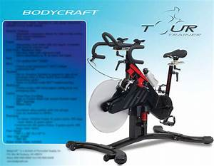 Bodycraft Bicycle None User Guide
