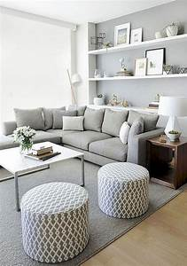 6, Simple, Living, Room, Interior, Ideas, With, A, Charming, Design