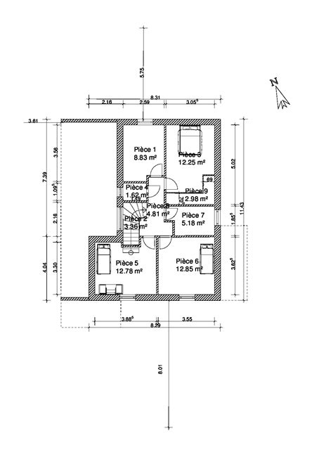 plan maison 1 騁age 3 chambres prix maison 150m2 maison a vendre trgunc finistere 161 m2 7 pices euros pop up house pop up house house search and pop maison
