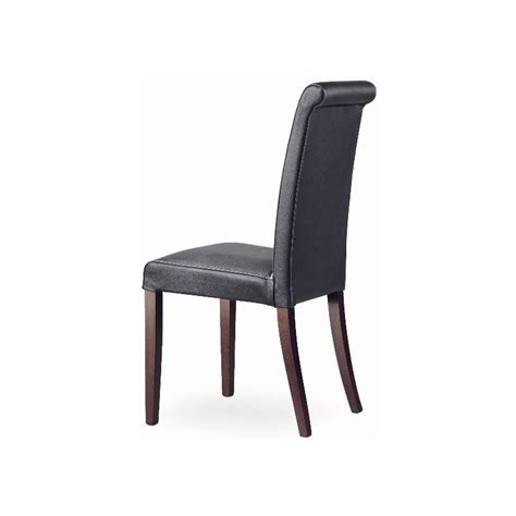 chaise bois et cuir chaise cuir et bois marrion r et chaises en cuir europea
