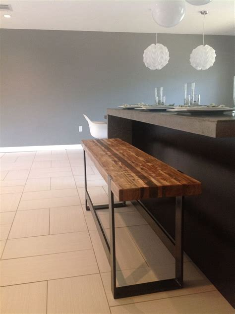 Kitchen Island And Breakfast Bar - best 25 counter height bench ideas on pinterest bar height bench island stools and breakfast