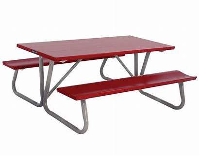 Picnic Table Clip Clipart Tables Lunch Folding