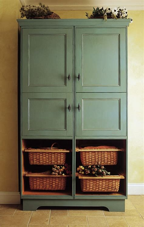 diy kitchen furniture a freestanding pantry for small spaces your projects obn