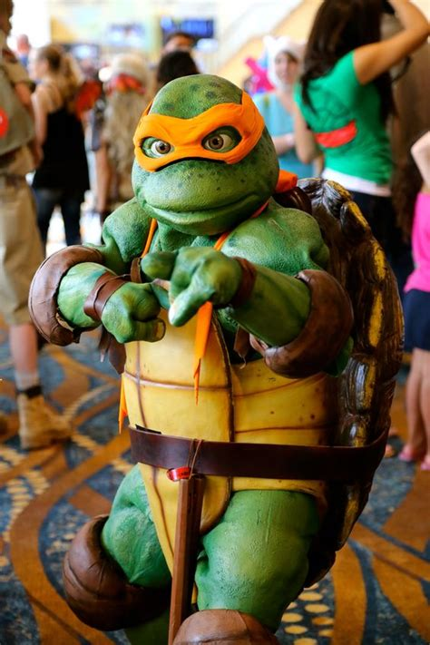 teenage mutant ninja turtles mikey cosplay cosalbum