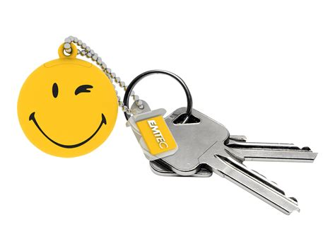 taxe bureau emtec smiley sw100 take it easy clé usb 8 go