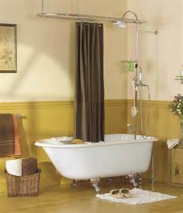 bathroom surround ideas traditional style cast iron clawfoot bathtubs