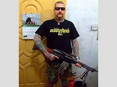 Kenneth Stewart Hammerskin, mercenary… scooterist