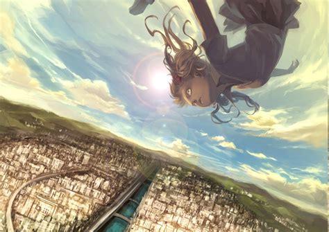 Anime, Landscape Wallpapers Hd  Desktop And Mobile