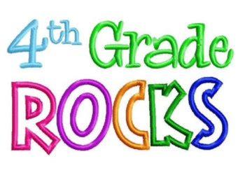 Image result for 4th grade clip art