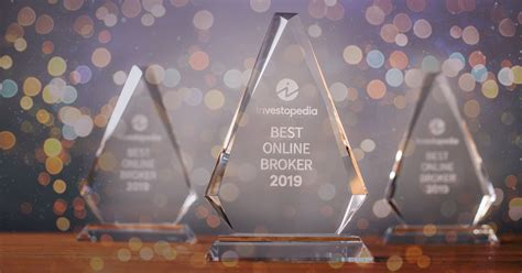 investopedias    brokers awards
