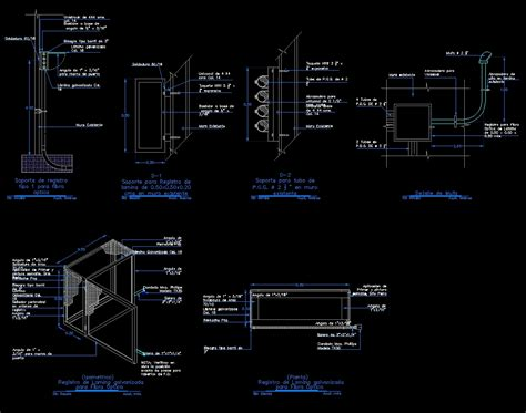 details telecommunications dwg detail for autocad designs cad