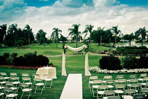 estero country club wedding ceremony reception venue
