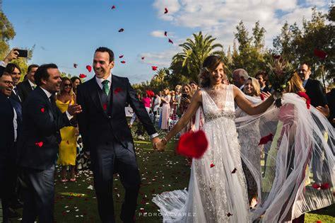 adelanto de la boda en el campo de golf de maspalomas