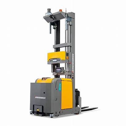 Jungheinrich Agv Order Automated Picker Industrial Stacker