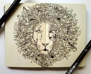 Ideen Zum Zeichnen : bild zeichnen idee tiere material bilder kunst malerei ~ Yasmunasinghe.com Haus und Dekorationen