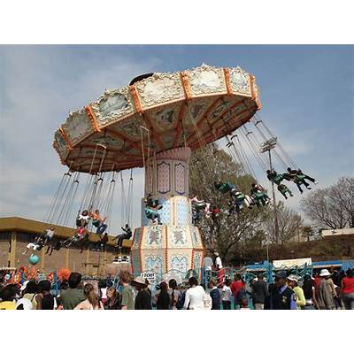 The Best Ride in the Amusement Park – Swings [Kicking
