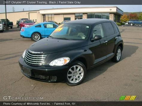 2007 Chrysler Pt Cruiser Touring by Black 2007 Chrysler Pt Cruiser Touring Pastel Slate