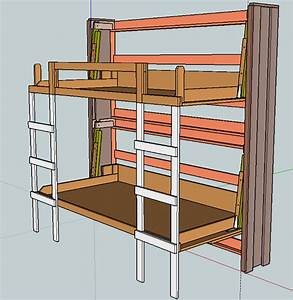 Woodworking Building plans for murphy bunk beds Plans PDF
