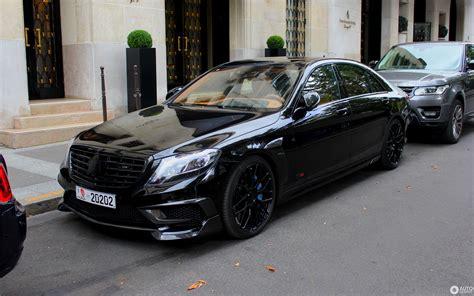 Brabus s 63 amg 850 6.0 biturbo ibusiness 2013. Mercedes-Benz Brabus 850 6.0 Biturbo V222 - 8 augustus 2016 - Autogespot