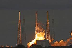 45th Space Wing supports SpaceX Thaicom 6 mission > U.S ...