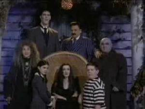The New Addams Family Opening - YouTube