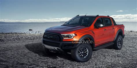 Ford Ranger Raptor To Be Revealed February 7