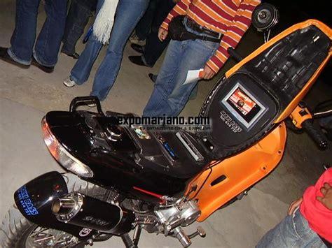 moto tuning en la expo2006 motores py