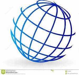 World Globe Stock Photography - Image: 2068342 | Maps ...