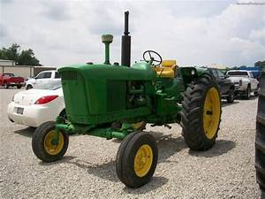 1962 John Deere 3010 Tractors - Row Crop   100hp