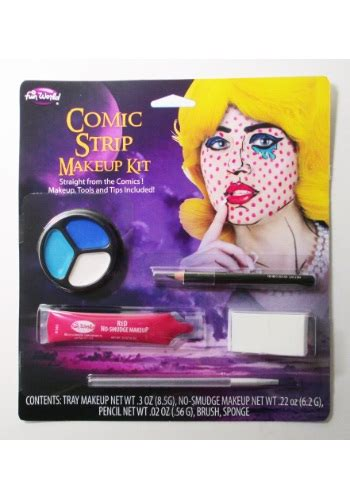 Comic Bookz Makeup For Sale Online Available Now