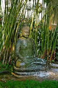 buddha brunnen buddha brunnen zimmerbrunnen wasserwand 74 With französischer balkon mit buddha statue garten