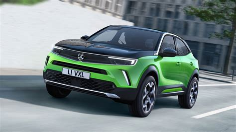 2021 Vauxhall Mokka: petrol and diesel engine lineup ...