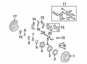 Toyota Fj Cruiser Abs Wheel Speed Sensor Wiring Harness