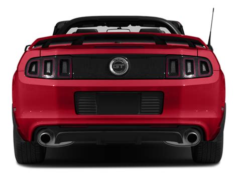 ford mustang convertible  gt prices values