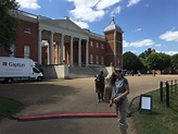 Osterley House and Richmond Palace - The Places Where We Go