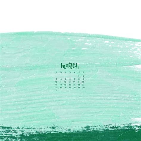 march desktop wallpaper calendars