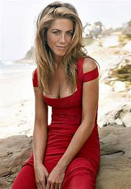 Jennifer Aniston Hot Dress