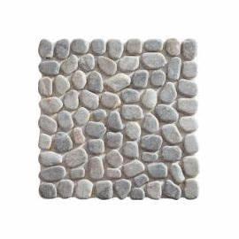 Plaque De Marbre Occasion : 426135 plaque carrelage de galet marbre gris pas cher ~ Dode.kayakingforconservation.com Idées de Décoration