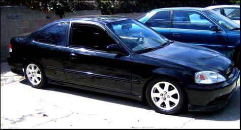 Fs: 96 Honda Civic Ex Lsvtec Si Exterior (socal