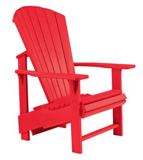generation line upright adirondack muskoka chair c03