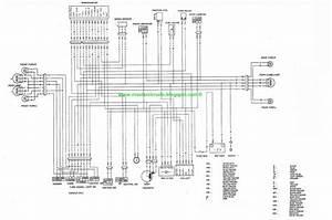 Kawasaki Wind 125 Wiring Diagram