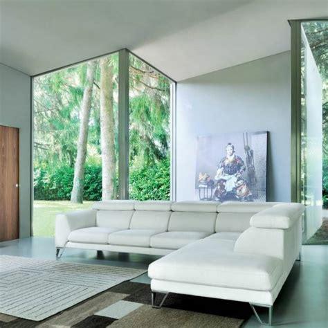 hauteur canapé canapé d 39 angle italien meubles de luxe