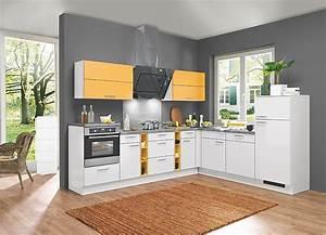 Kleine Küche U Form : sonstige musterk che einbauk che modern l k che lack wei grau mango ausstellungsk che in ~ Buech-reservation.com Haus und Dekorationen