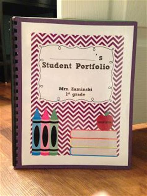 15184 portfolio design for elementary students 96 best student portfolios images on