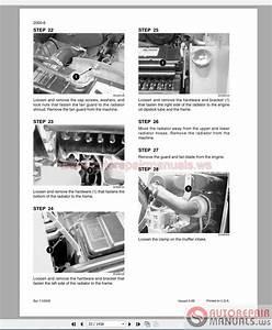 Case Skid Steer Service Manual  U0026 Parts Manual