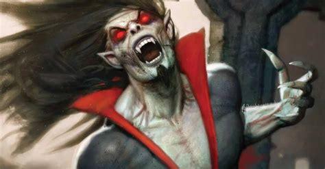 morbius  living vampire comic series announced