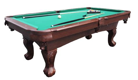 marble top pool table md sports springdale 7 5 ft billiard table with bonus cue